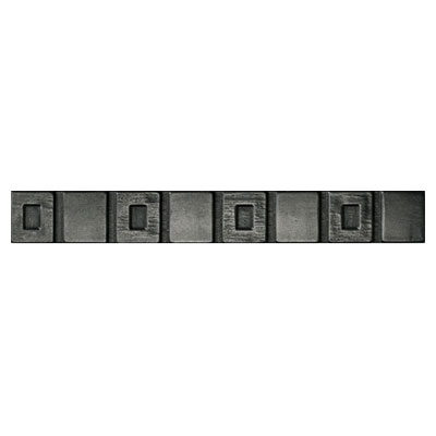 Crossville Urban Renewal - Blacksmith Iron 6 x 6 Large Buckle Liner M200 10212BKL