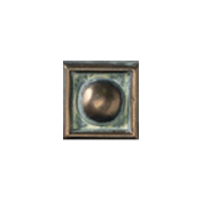Crossville Urban Renewal - Bronze Verde Satin 6 x 6 Ball Dot M400 1202BLDOT