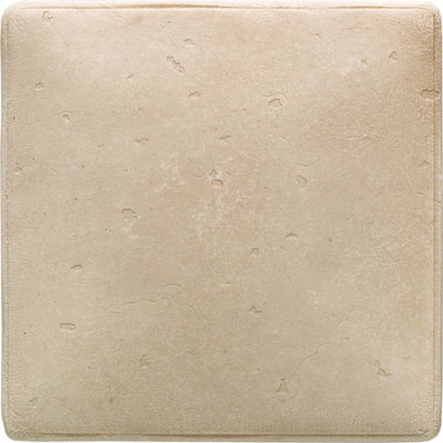 Daltile Arabesque Decos and Inserts Crema Classic Pillow Deco FA77 44DECO1P