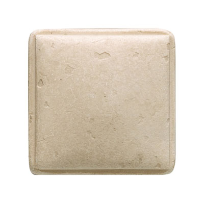Daltile Arabesque Decos and Inserts Crema Classic Pillow Insert FA7722DECO1P