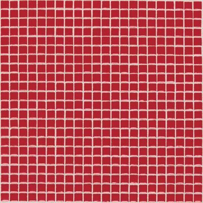 Daltile Athena Mosaics Solid 12 x 12 Cherry Red AH26 1212MS1P