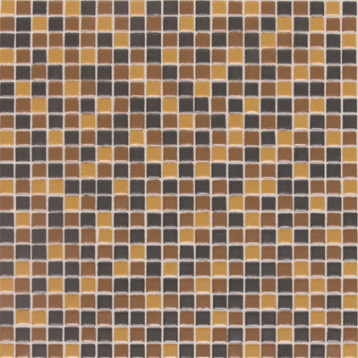 Daltile Athena Mosaics Blends 12 x 12 Toasted Almond AH35 1212MS1P