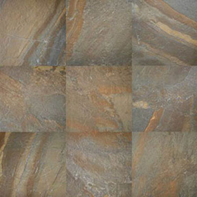 Daltile Ayers Rock 6 1/2 x 6 1/2 Rustic Remnant