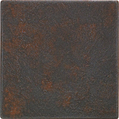 Daltile Castle Metals 4 1/4 x 4/14 Wall Tile Wrought Iron Regular