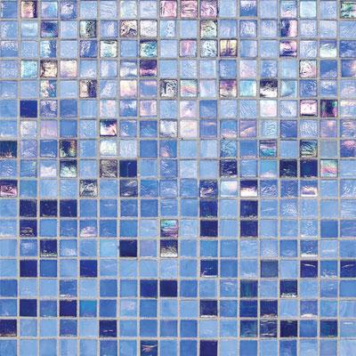Daltile City Lights Glass Mosaic Capri