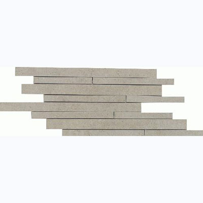 Daltile City View 9 x 18 Brick Joint Skyline Gray Random Linear CY02 918MS1P