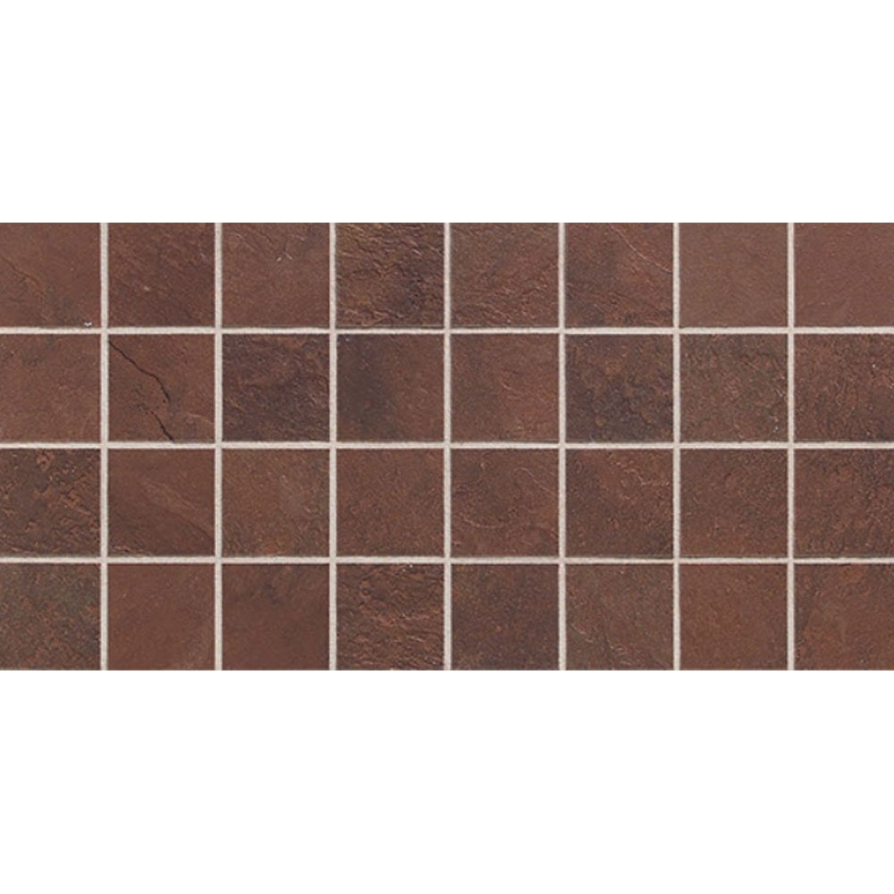 Daltile Continental Slate Mosaic 12 x 24 Indian Red CS51 33MSCER1P2