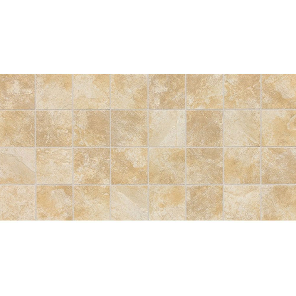 Daltile Continental Slate Mosaic 12 x 24 Persian Gold CS54 33MSCER1P2