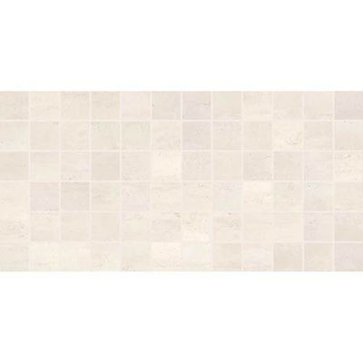 Daltile Cove Creek Mosaic Off White