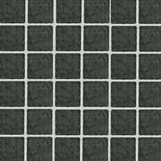 Daltile Design Porcelain Unpolished Mosaic Black P198 11MS1P