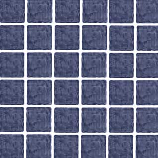 Daltile Design Porcelain Unpolished Mosaic Blu Avio P199 11MS1P