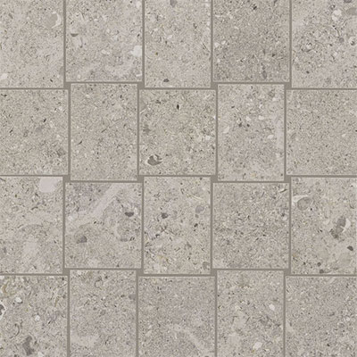 Daltile Dignitary Abstract Mosaic Abstract Superior Taupe
