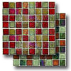 Egyptian Glass Mosaics 1 x 1 Blends