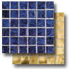 Elemental Glass Mosaic 3/4 x 3/4