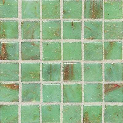 Daltile Elemental Glass Mosaic 3 4 X 3 4 Celadon