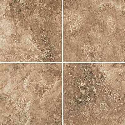 Daltile Esta Villa Floor Tile 18 x 18 Cottage Brown EV99 18181P2