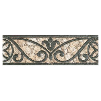 Daltile Fashion Accents Classics Wrought Iron Beige FA3038LIST1P