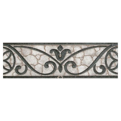 Daltile Fashion Accents Classics Wrought Iron Grey FA3238LIST1P