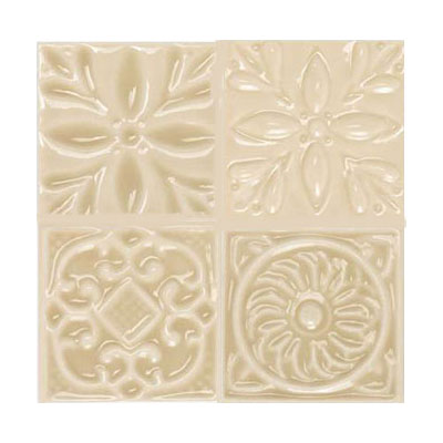 Daltile Fashion Accents Dots FA07 Almond FA07 22DOTB1P