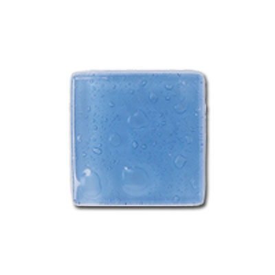 Daltile Fashion Accents Dots Ocean Glass Lagoon Dot FA1722DOTS1P