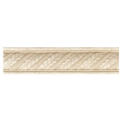 Daltile Fashion Accents Dynasty Liners/Dots FA77 Laurel Crema FA7728DECO1P