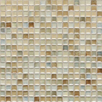 Daltile Fashion Accents Illumini 5/8 x 5/8 Mosaic F009 Sand F0095858MS1P