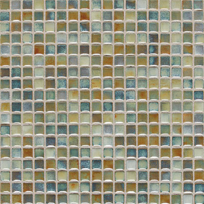 Daltile Fashion Accents Illumini 5/8 x 5/8 Mosaic F011 Lake F0115858MS1P