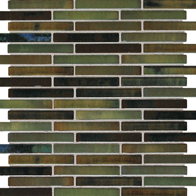 Daltile Fashion Accents Illumini 5/8 x 3 Mosaic Meadow F014 583MS1P