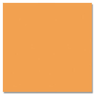 Daltile Gallery Floor Body Deco 12 x 24 Polished Grooves Orange J503 1224GRV1L