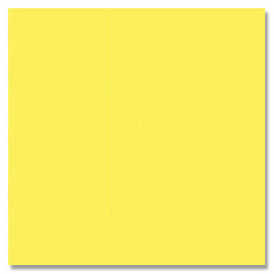 Daltile Gallery Floor Body Deco 12 x 24 Polished Grooves Yellow J501 1224GRV1L