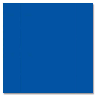 Daltile Gallery Floor Body Deco 12 x 24 Polished Mini-Grooves Blue J505 1224MNGRV1L