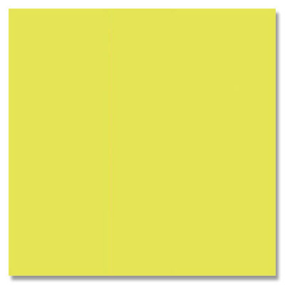 Daltile Gallery Wall Body Deco 12 x 36 Unpolished Ruled Lime J502 1236RLDW1P
