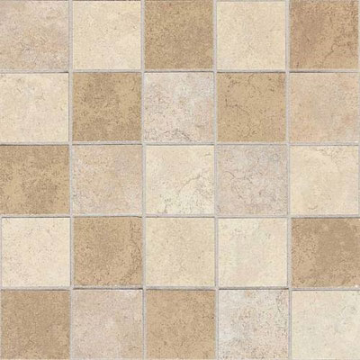 Daltile Gallian Park 13 x 13 Mosaic (3 x 3)(dropped) Mosaic Blend GL04 33MS1P