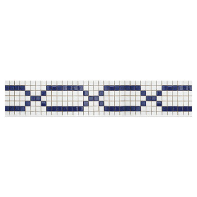 Daltile Glass Mosaic 6 Chain 707066