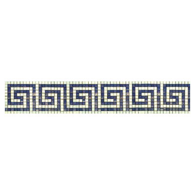 Daltile Glass Mosaic 7 Labyrinth