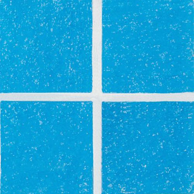 Daltile Glass Mosaic - Venetian Glass 3/4 x 3/4 Acapulco Blue VG04 3434PM1P
