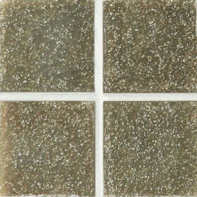 Daltile Glass Mosaic - Venetian Glass 3/4 x 3/4 Dark Honey VG25 3434PM1P