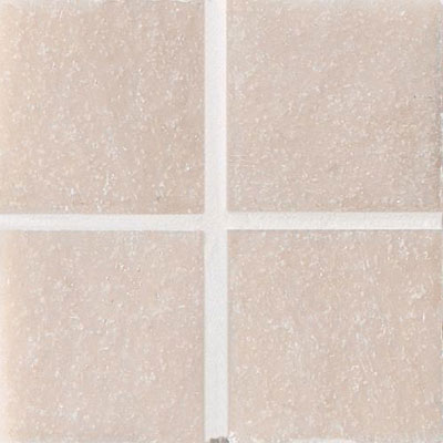 Daltile Glass Mosaic - Venetian Glass 3/4 x 3/4 Pale Pink (Blush) VG35 3434PM1P