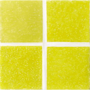 Daltile Glass Mosaic - Venetian Glass 3/4 x 3/4 Bright Yellow VG49 3434PM1P