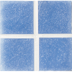 Daltile Glass Mosaic - Venetian Glass 3/4 x 3/4 Cobalt Blue VG08 3434PM1P