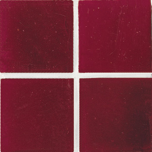 Daltile Glass Mosaic - Venetian Glass 3/4 x 3/4 Crimson VG54 3434PM1P
