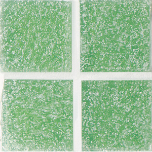 Daltile Glass Mosaic - Venetian Glass 3/4 x 3/4 Cuernavaca Green VG34 3434PM1P
