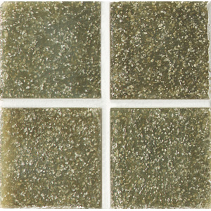 Daltile Glass Mosaic - Venetian Glass 3/4 x 3/4 Amber VG30 3434PM1P