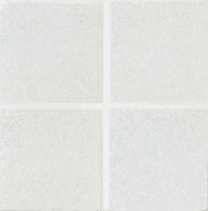 Daltile Glass Mosaic - Venetian Glass 3/4 x 3/4 Ice White VG23 3434PM1P