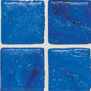 Daltile Glass Mosaic - Venetian Glass 3/4 x 3/4 Kihea Blue VG55 3434PM1P