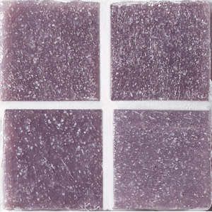 Daltile Glass Mosaic - Venetian Glass 3/4 x 3/4 Lilac VG47 3434PM1P