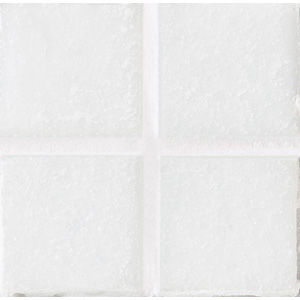 Daltile Glass Mosaic - Venetian Glass 3/4 x 3/4 Oyster White VG01 3434PM1P
