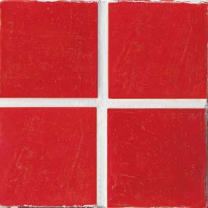 Daltile Glass Mosaic - Venetian Glass 2 x 2 Vermillion VG53 22PM1P