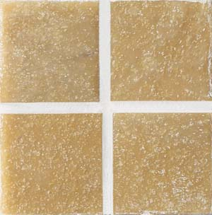 Daltile Glass Mosaic - Venetian Glass 3/4 x 3/4 Wheat VG45 3434PM1P