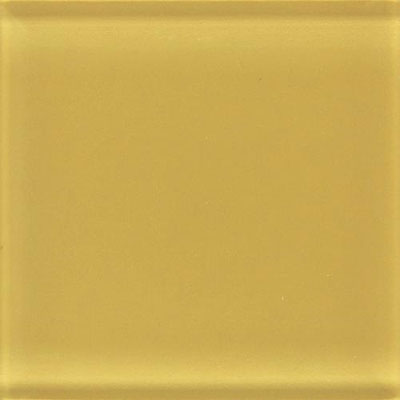 Daltile Glass Reflections 4 1/4 x 12 3/4 Gloss Honey Bee GR16